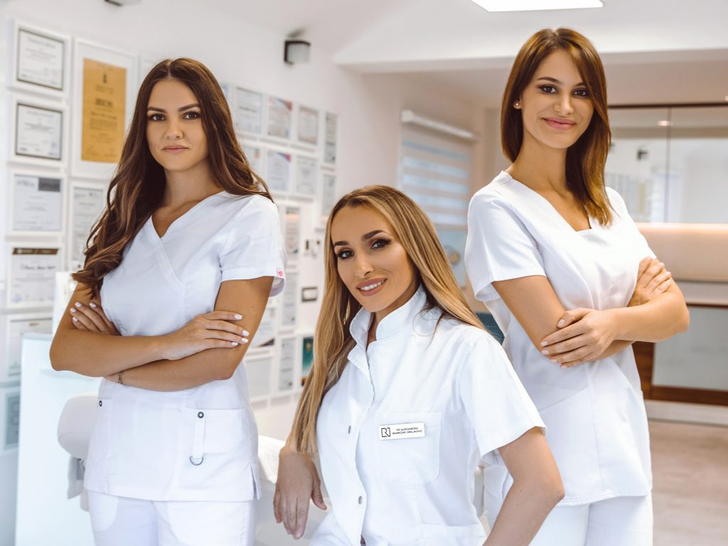 Estetska medicina Rejuva - tim